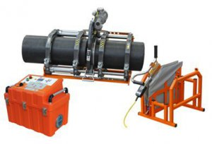 Электрогидравлическая полуавтоматическая сварочная машина Ritmo DELTA 355 BASIC EASY LIFE