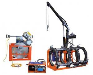 Электрогидравлическая полуавтоматическая сварочная машина Ritmo DELTA 500 BASIC EASY LIFE