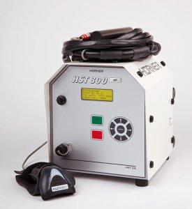 Аппарат электромуфтовой сварки с протоколированием Hurner HST 300 HP (High Power) 2.0