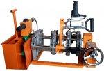 Сварочная машина SRK SK160W для стыковой и раструбной сварки пластиковых труб
