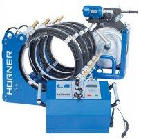Новая электрогидравлическая машина Hurner WeldControl 500 для ПНД труб