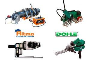 Обновление цен на сварочное оборудование для пластика RITMO и DOHLE (с 01.02.2014).
