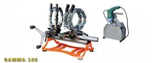 Портативная сварочная машина Ritmo GAMMA 160 для производства фитингов