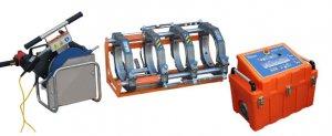 Стыковые электрогидравлические сварочные машины фирмы Ritmo для сварки в полуавтоматическом режиме серии BASIC EASY LIFE