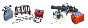 Акция на стыковые сварочные аппараты для пластиковых труб Ritmo