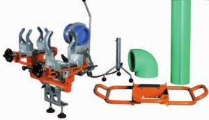 Сварочный аппарат PRISMA 125 LIGHT  для работы в цехе или на стройплощадке