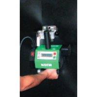 Самый маленький и легкий сварочный аппарат горячего клина Dohle MiOn разработан специально для работы в тоннелях и подземных объектах