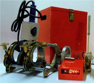Компактный стыковой сварочный аппарат Weldas 110S